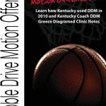 Kentucky Dribble Drive Motion Playbook