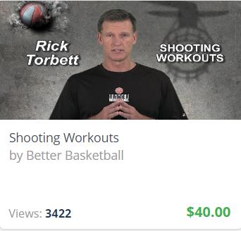 Shooting Workouts